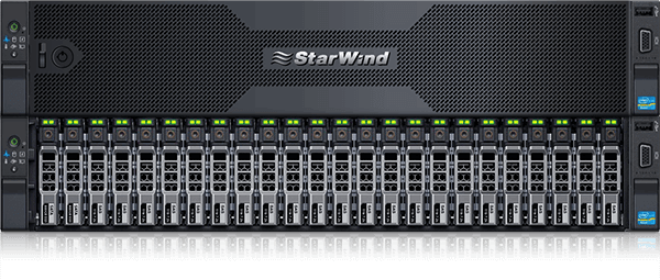 StarWind Storage Appliance • Fault Tolerant SAN and NAS for Mission Critical Data - pic 4
