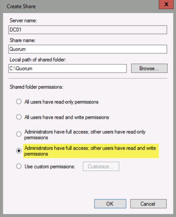 How to Configure Storage Replication using Windows Server