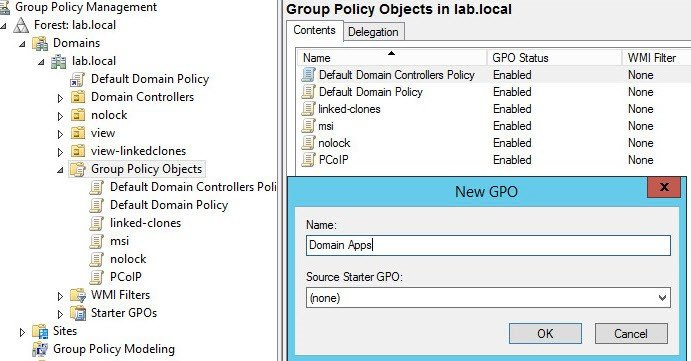 Deploy MSI package to group of computers in your domain