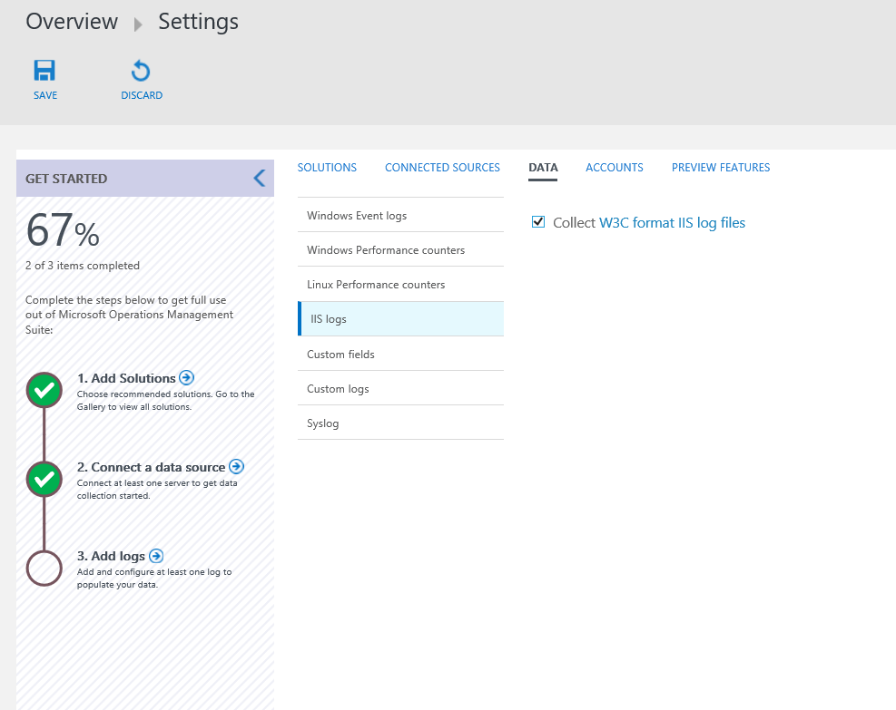Introduction to Microsoft Operations Management Suite (OMS