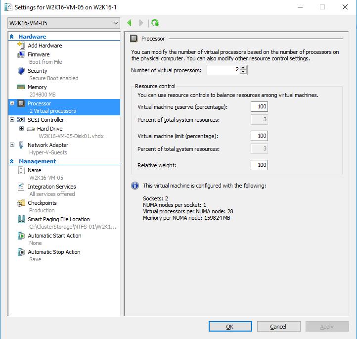 Need Hard Processor affinity for Hyper-V? | StarWind Blog
