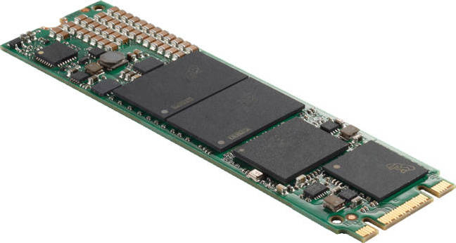 Micron 1100 3D NAND SSD in the M.2 form factor