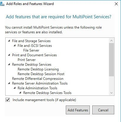 How To Install Microsoft MultiPoint Service On Windows