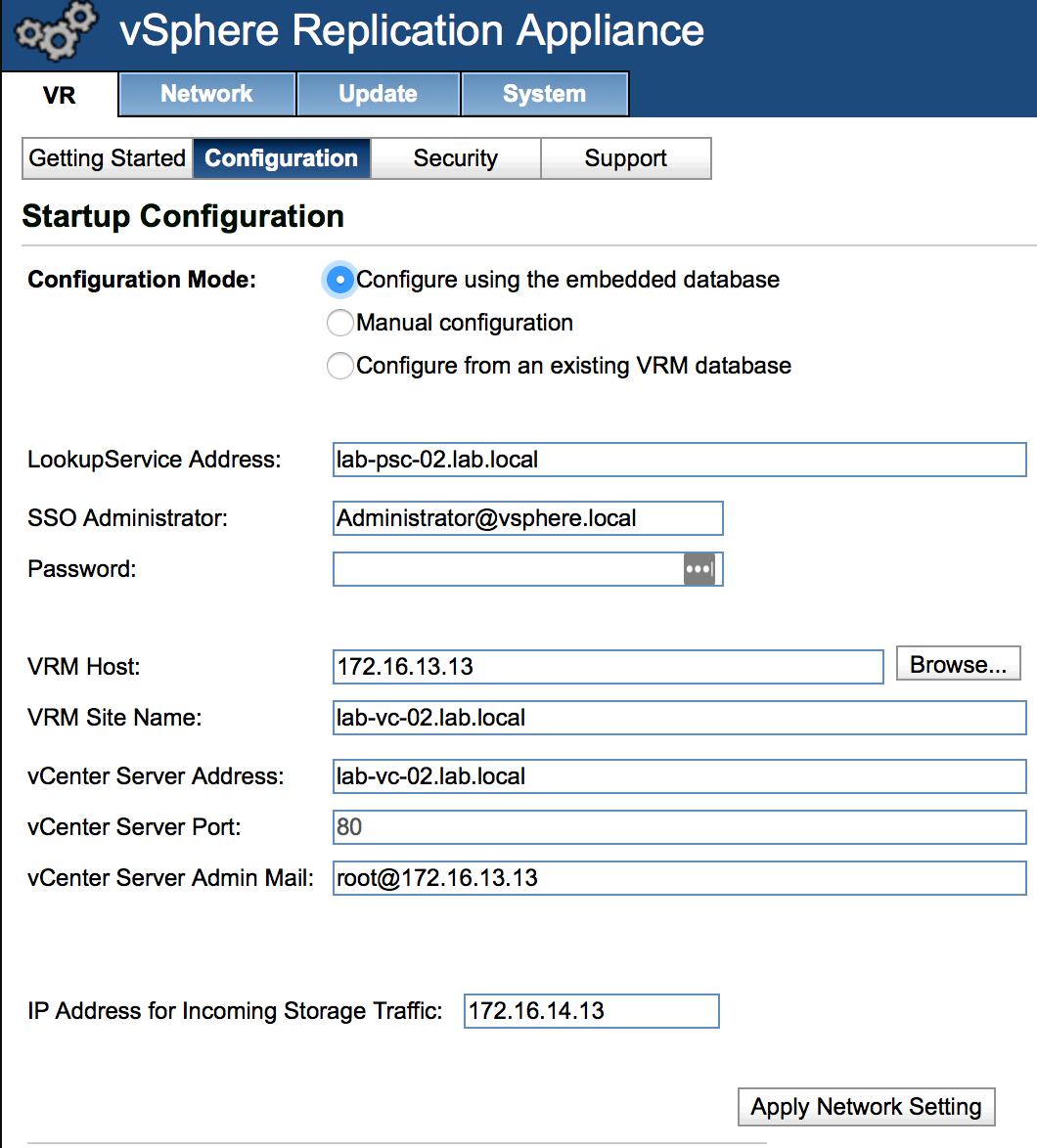 vSphere Replication traffic isolation | StarWind Blog
