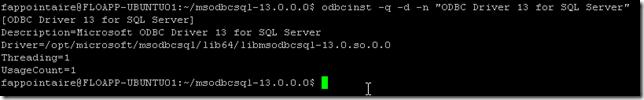 Ubuntu command