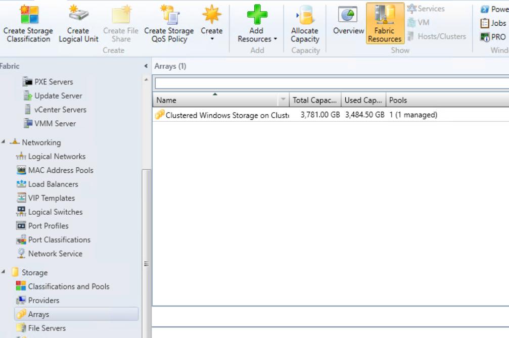 Manage Vm Placement In Hyper V Cluster With Vmm Starwind Blog