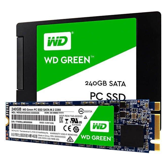 Green SSD