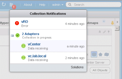 Collection Notifications