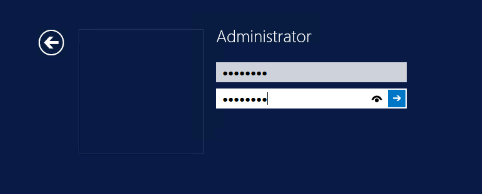 windows server administrator