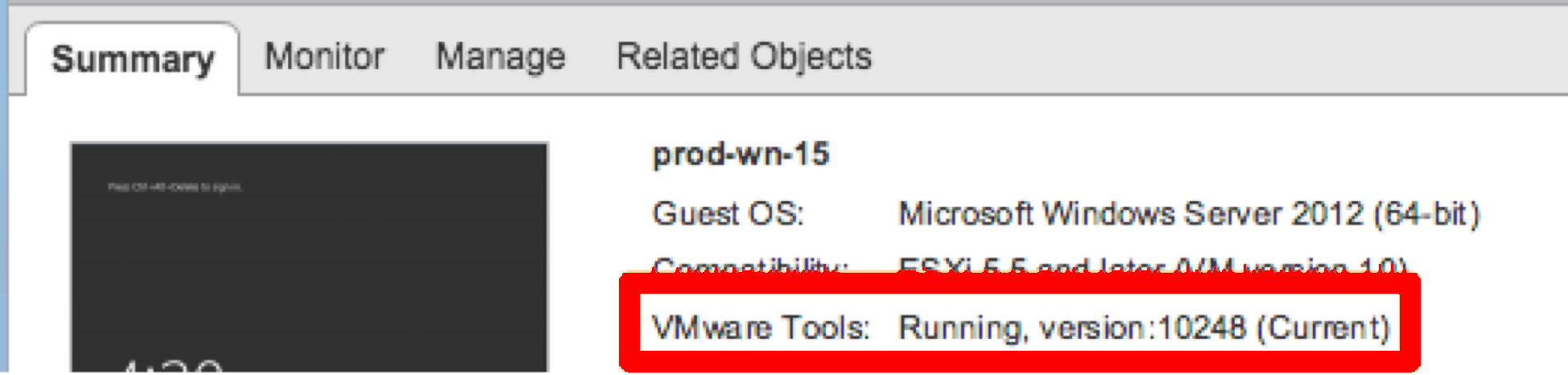 Recent news for VMware Tools packages for VMware vSphere 6 5