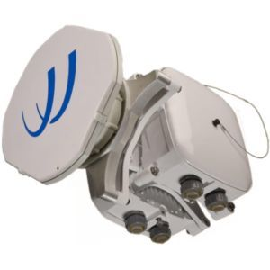 The BridgeWave FP80-3000, capable of up to 3Gbps over 80GHz.