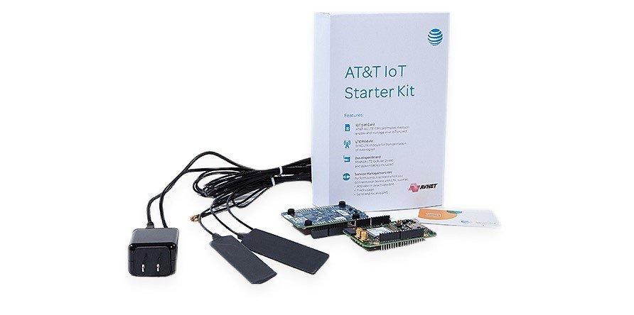 AT&T IoT starter kits