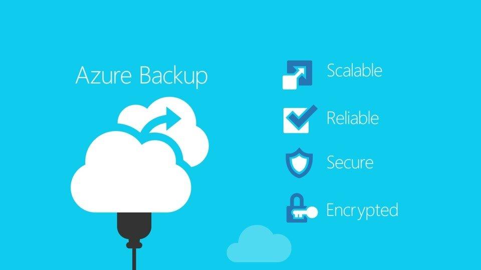 Azure backup image