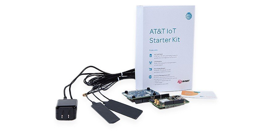 IoT starter kits for AWS and Raspberry Pi