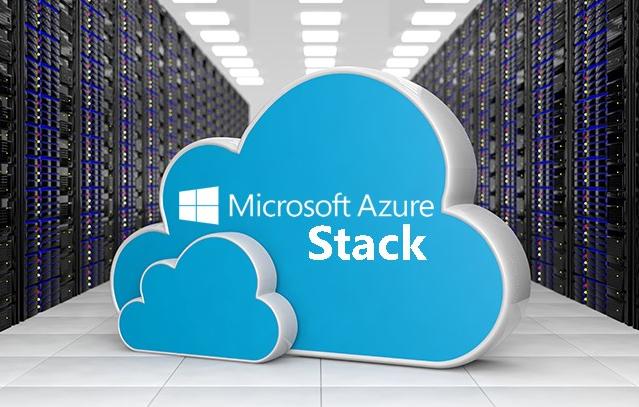Microsoft Azure Stack logo