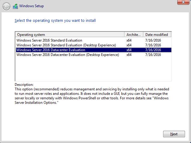 Windows Server 2016 How to setup your server Server Core Windows Server From installation to configuration Book 4