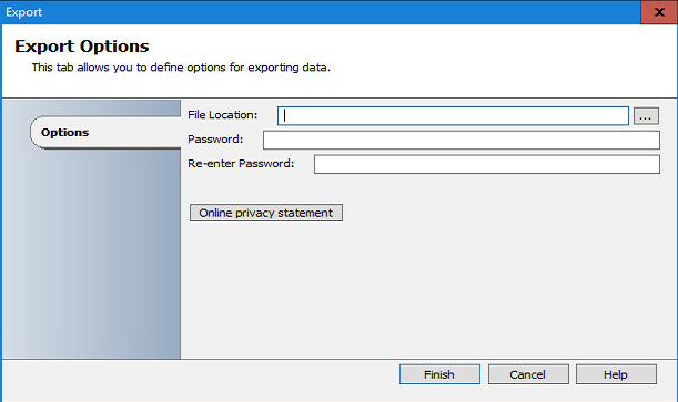 export location of existing runbooks