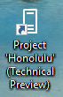 Project Honolulu icon