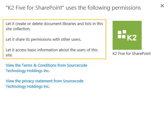 SharePoint Online site permissions