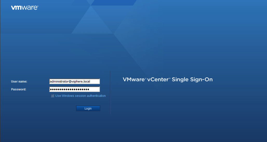 5 Useful Tips To Work With Vmware Vcenter Server Appliance 65
