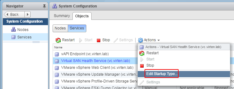 5 useful tips to work with VMware vCenter Server Appliance
