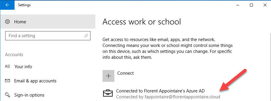 Enroll your devices in Intune and deploy a new App in the