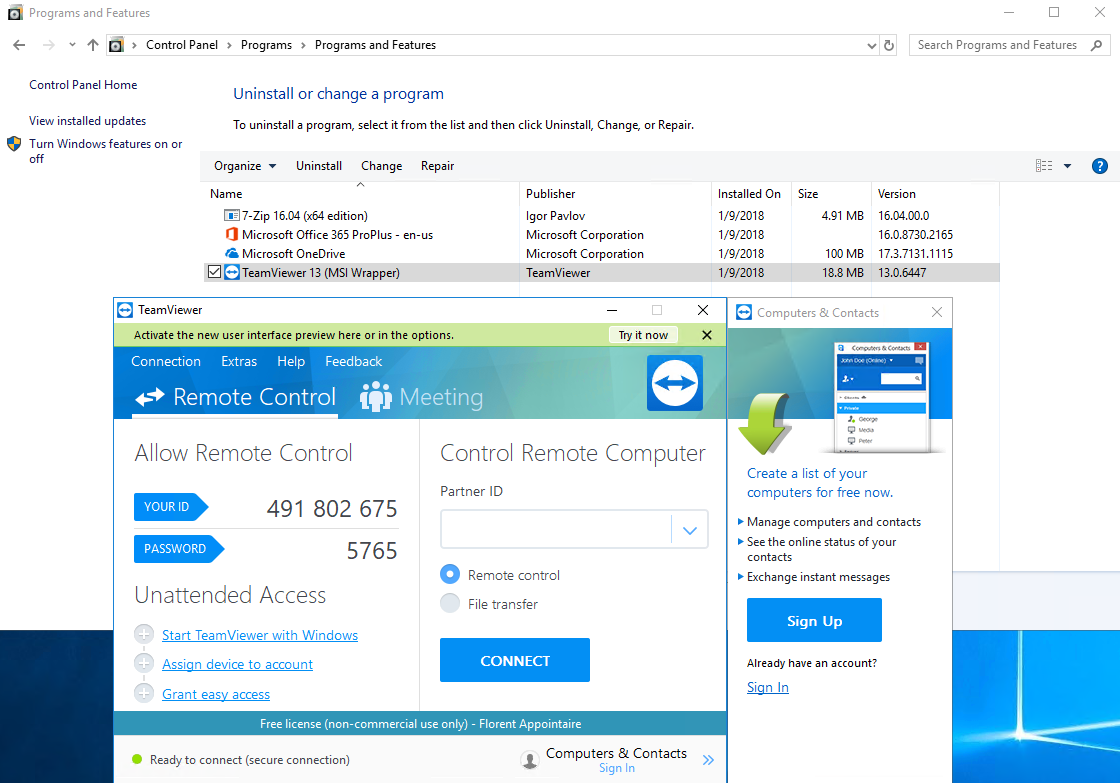 Enroll your devices in Intune and deploy a new App in the Azure