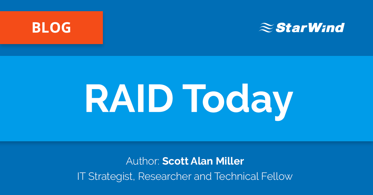 RAID-Today