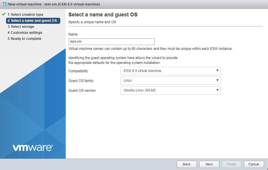 Creating ESXi VMs on the Windows based NFS share | StarWind Blog