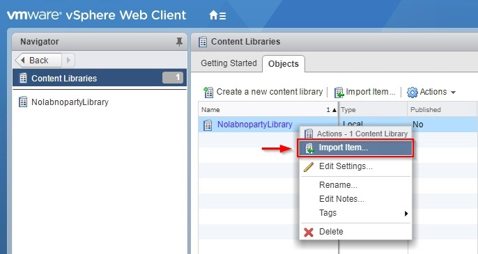 Working with Content Libraries in vSphere 6 5 | StarWind Blog