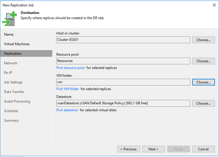 Make a disaster recovery plan with Veeam Backup & Replication 9 5