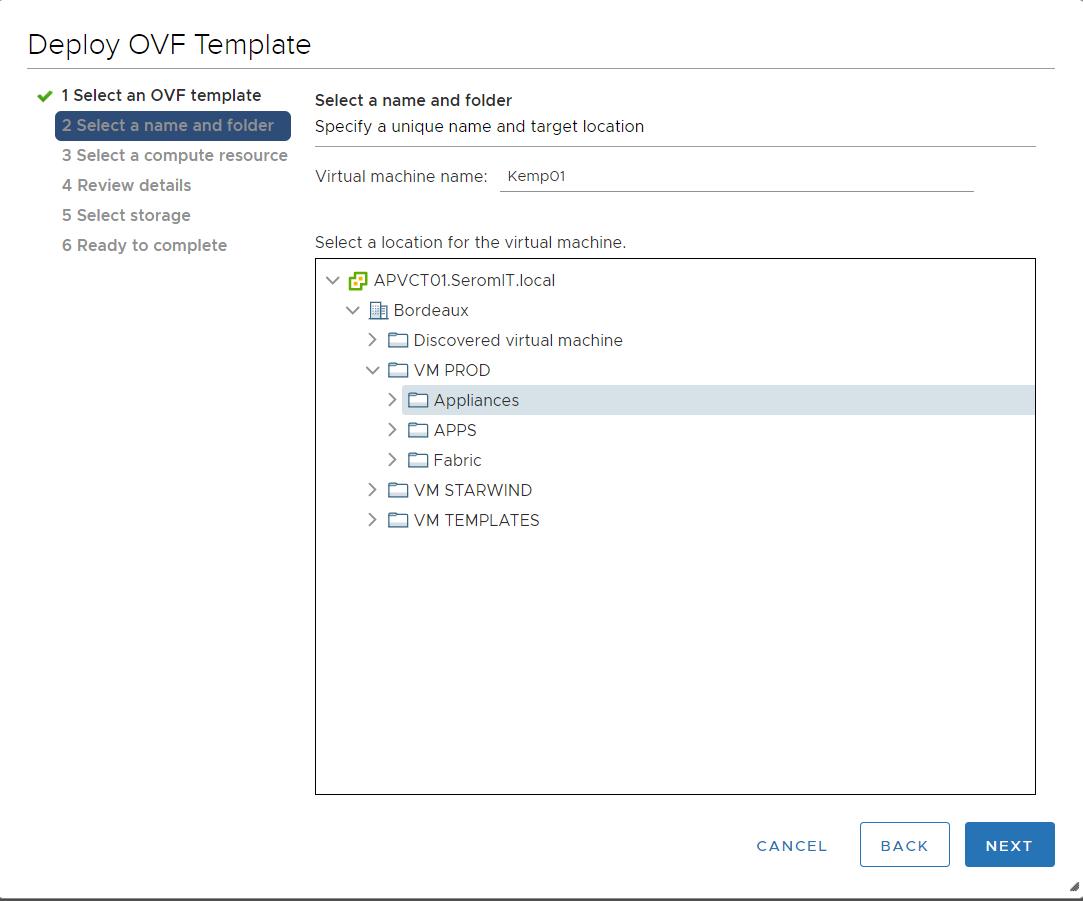 Deploy a virtual Kemp load-balancer appliance | StarWind Blog