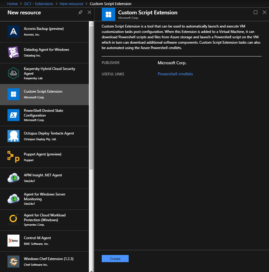 Working with Azure VM Extensions | StarWind Blog