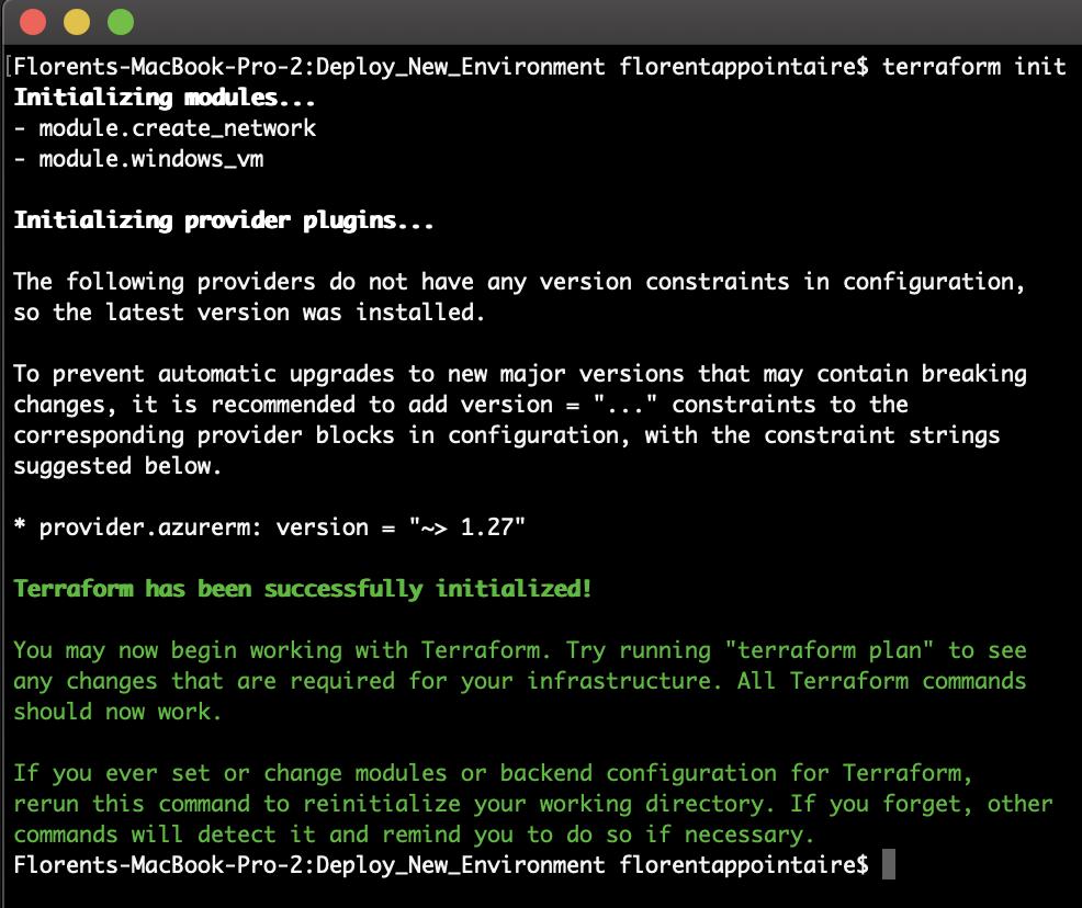 Azure] Deploy ressources with Terraform | StarWind Blog