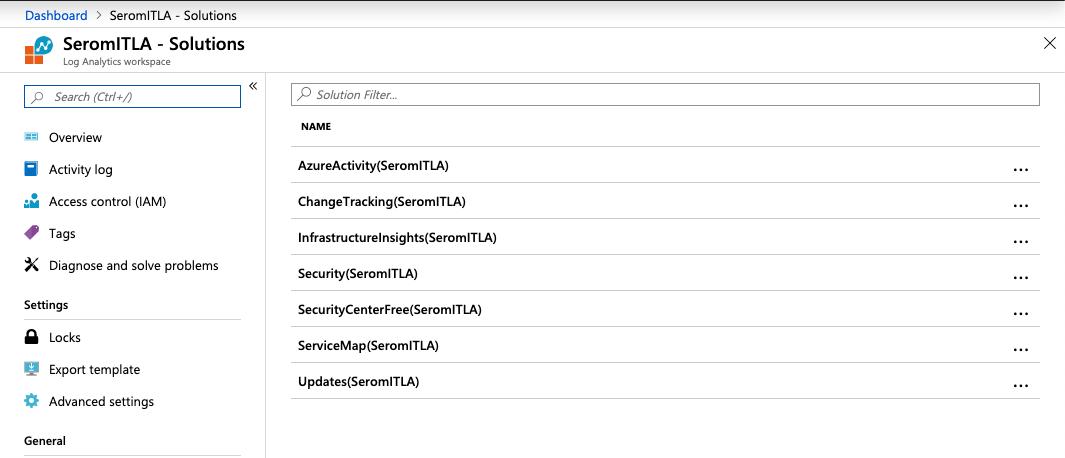 Microsoft Azure - Marketplace - Activity Log Analytics - AzureActivity