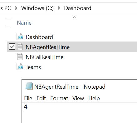 NBCallRealTime