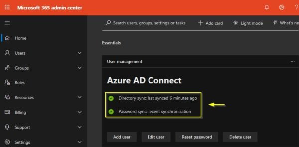 Login to your Office 365 portal