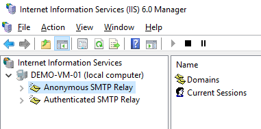 Anonymous SMTP Relay