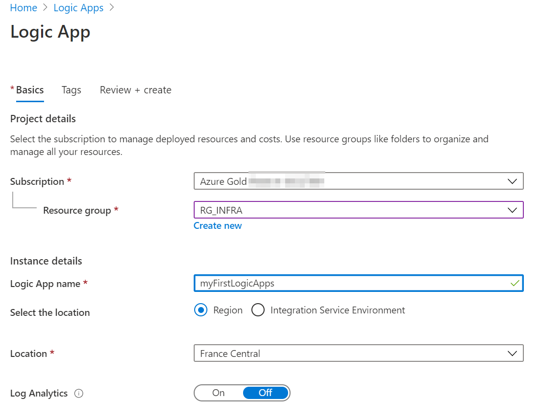 Azure Logic Apps