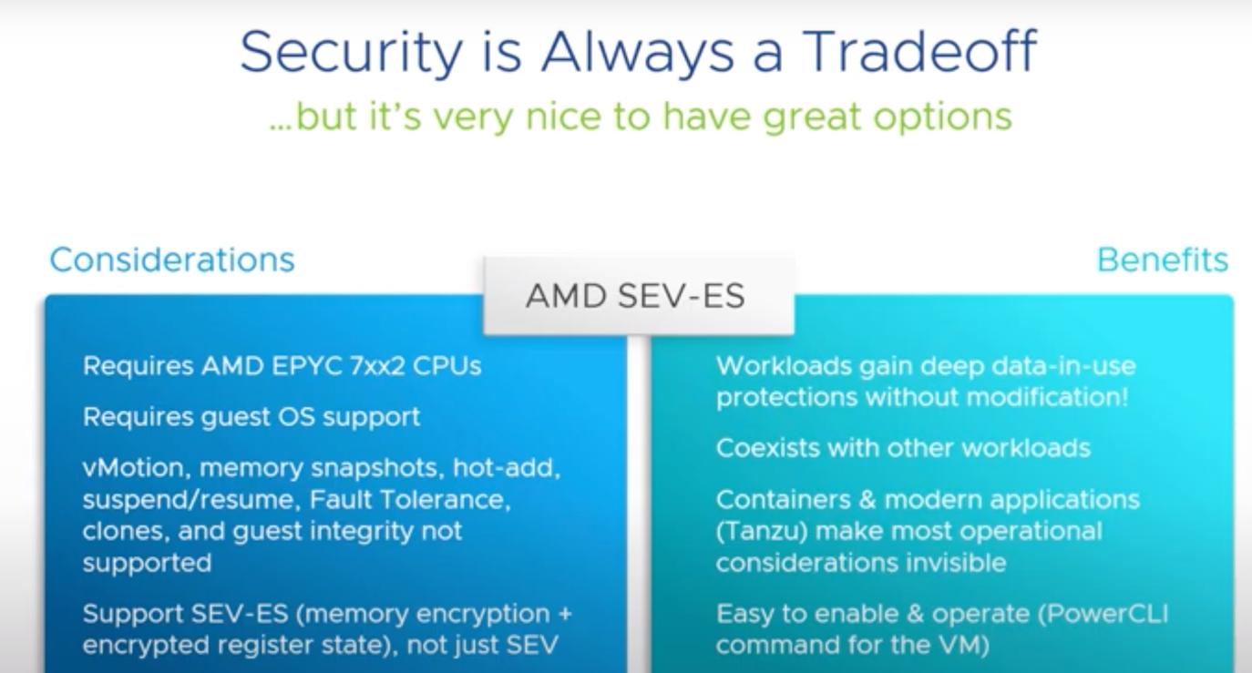 AMD SEV-ES