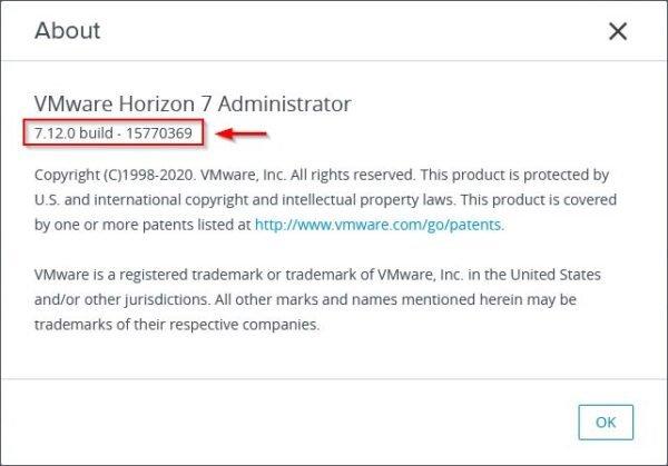 VMware Horizon Administartor