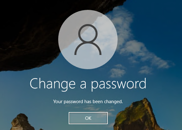Figure 16: KDCProxy allows for password changes!