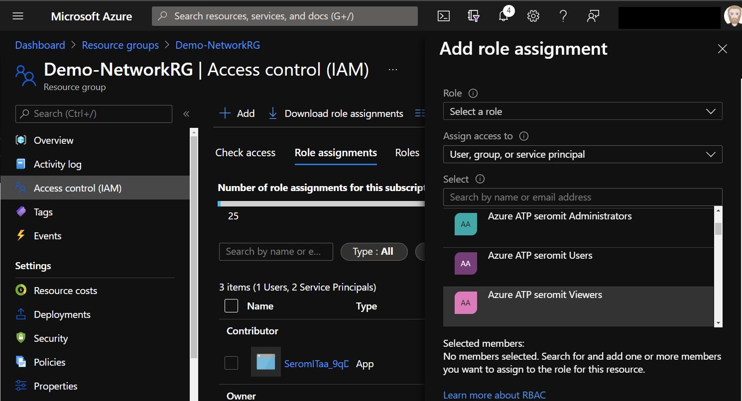 Microsoft Azure - Access Control (IAM)