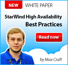 StarWind HA Best Practices