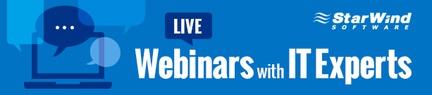 Live Webinars with IT Experts