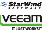 StarWind Software and Veeam Software