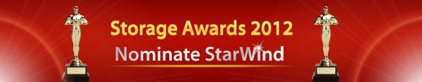 Storage Awards 2012 – The Storries IX