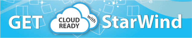 StarWind as Cloud Storage
