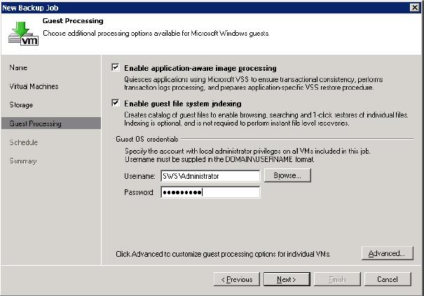 StarWind iSCSI SAN: Global Deduplication with Veeam Backup&Replication