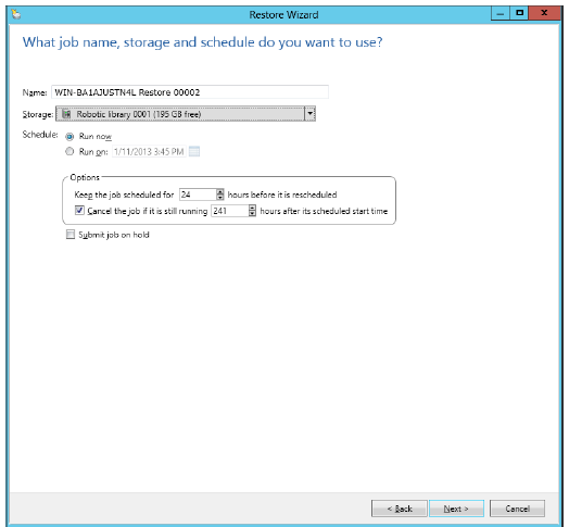 StarWind iSCSI SAN & NAS: Configuring SPTI Tape and Medium Changer for Use with Symantec Backup Exec 2012